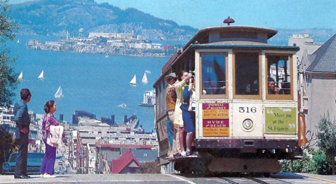 San Francisco Cable Car Photo